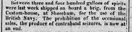 1807 16th February Hampshire Telegraph