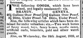 1825d 22nd August SA