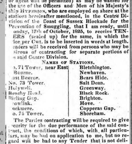 1825db 3rd October SA