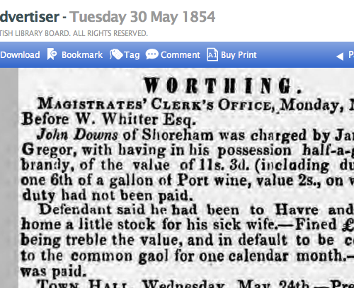 1854ee 30th May