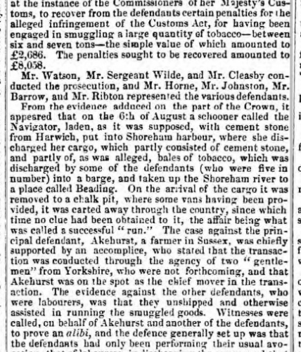 1856e 12th May Morning Post
