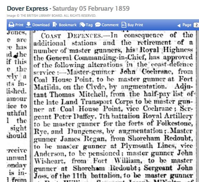 1859b 5th February two Shoreham transfers