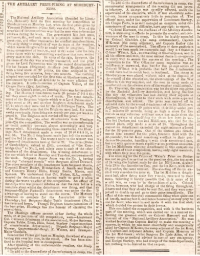 1865ba3 Sussex Advertiser 8th August 1865