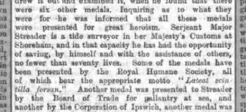1879b SBS Streader The Standard 12th August 1879