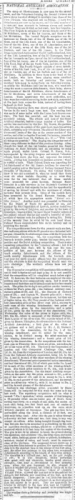 1879b Streader The Standard 11th August 1879