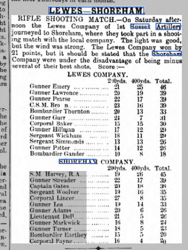 1892 Sussex Express 13th May 1892
