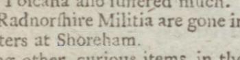 1793 6th November Hereford Journal