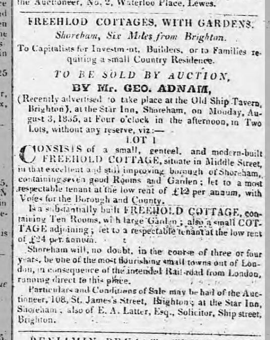 1835g 3rd August SA