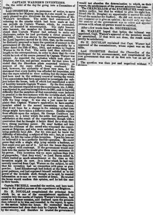 1846gb 14th July WARNER