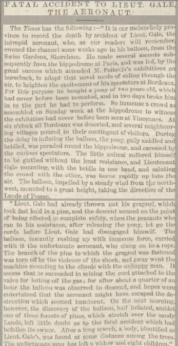 1850ie 21st September Hertford Mercury
