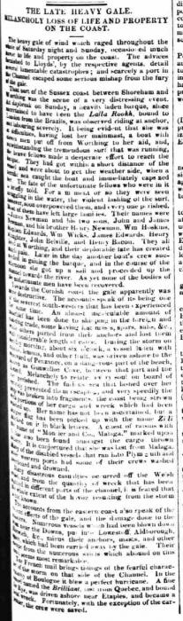 1850kd 30th November York Herald