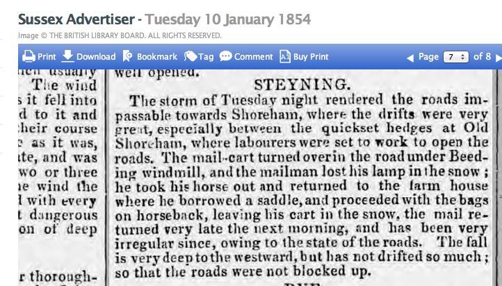 1854aa 10th January