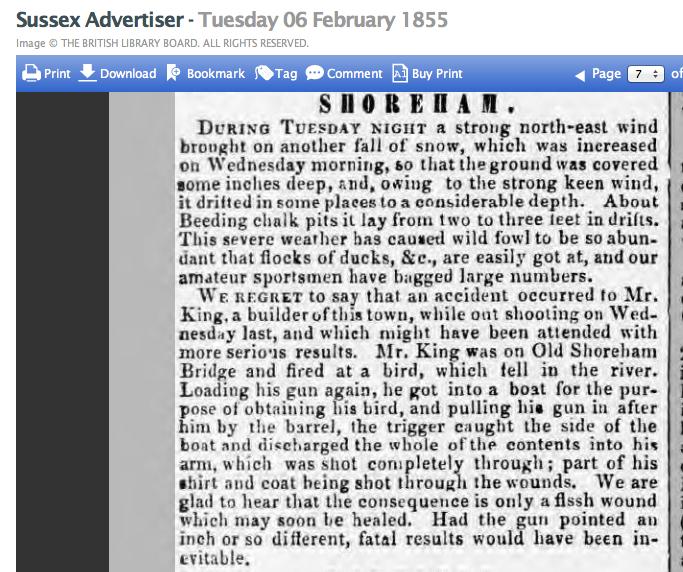 1855ba 6th February SA