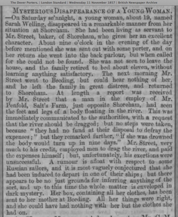 1857kc 11th November London Standard