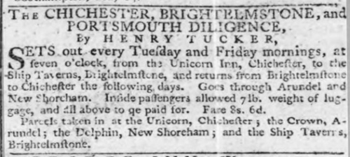 1784a 24th May Hampshire Chronicle