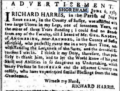 1785 13th June SA