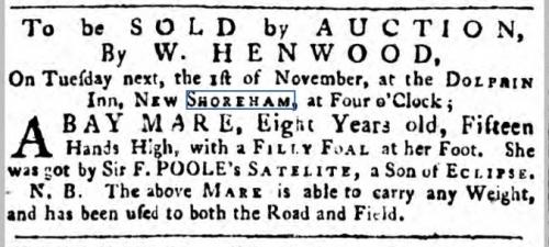 1785 31st October SA