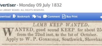 1832g 9th July