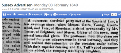 1840b REPORT FROM WORTHING
