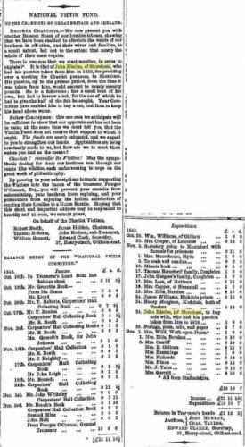 1843l 30th December Northern Star