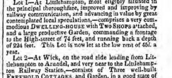 1847ec 29th May Hampshire Telegraph