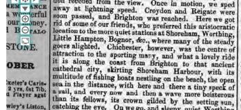 1848gf Extract of rail journey