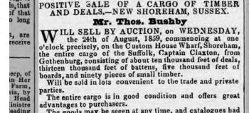 1859he 23rd August SA
