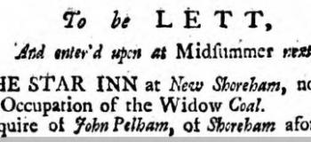 1747 13th April Sussex Advertiser