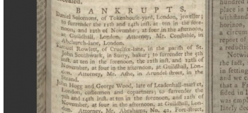 1771 1st October Kentish Gazette