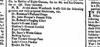 1786g 31st July Sussex Advertiser