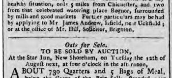1806a 11th August Hampshire Telegraph