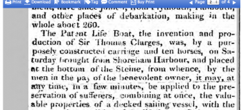 1809a 10th February Kentish Gazette