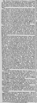 1849ja 12th October Hull Packet