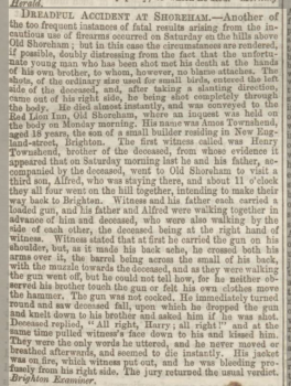 1856bc 16th February Manchester Courier