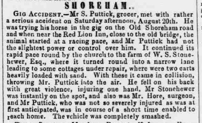 1859hh 30th August SA Miscellaneous