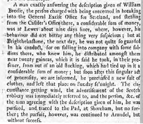 1788 12th April 1788 Newcastle Courant