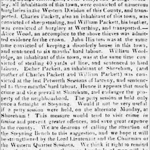 1838k 30th April SA SESSIONS AT SHOREHAM