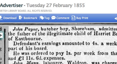 1855bh 27th February