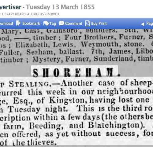 1855cb 13th March SA