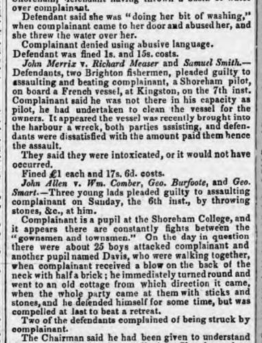 1856d 22nd April SA