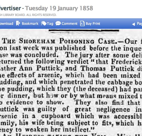 1858aj 19th January SA