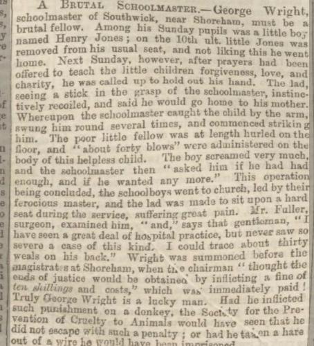 1858ka 6th November Leeds Times