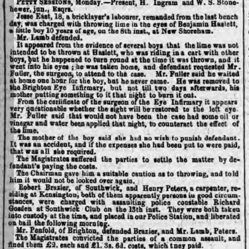 1859gb 5th July SA
