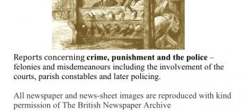 1 Crime Misdemeanours & Punishment