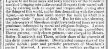 1838m 15th May Brighton Patriot