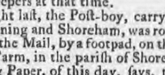 1775 12th December 1775 Leeds Intelligencer probably Erringham farm