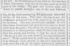 1829a 23rd January London Standard First Part