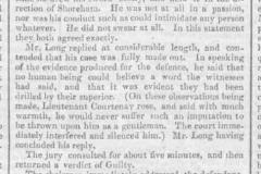 1829b 23rd January London Standard Original Part Two