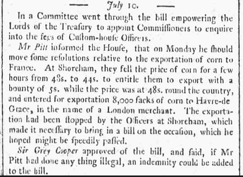 1789gh 10th July Newcastle Courant
