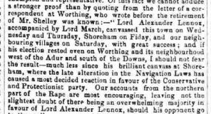 1849lc 8th December Morning Post